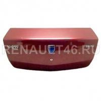 Крышка багажника DACIA LOGAN ФАЗА 1 (без выступа/под мал. личинку) Renault оригинал Б/У 6001548859