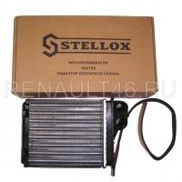 Радиатор отопителя (теплообменник) STELLOX 10-35108-SX аналог 6001547484