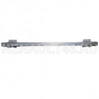 Усилитель бампера заднего (металл) SCENIC III Renault оригинал Б/У 756100011R