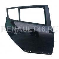 Дверь MEGANE III Хэтчбек задняя Правая Renault оригинал Б/У 821001933R