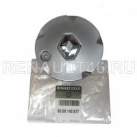 Колпак колеса литого диска R14 Symbol Renault оригинал 8200148877