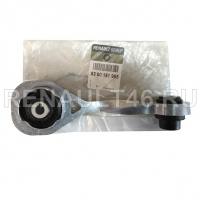 Опора двигателя нижняя Clio II/KANGO DCI (витая) RENAULT оригинал 8200151995