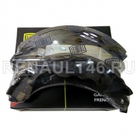 Колодки тормозные задние (230x42) TRIALLI GF0957 (DUSTER 4x2/LARGUS) аналог 7701210109