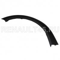 Молдинг арки крыла Sandero Stepway II 2014- Передний Левый Renault оригинал 638750806R; 638751431R
