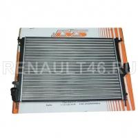 Радиатор охлаждения для авто с кондиционером (с 2008 года) SAT SG-RN0002-08-1 аналог 8200735039