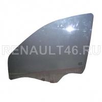 Стекло LOGAN двери передней Левой тонированное Renault оригинал Б/У 8200240555