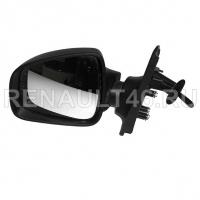 Зеркало LOGAN II 2014- заднего вида механическое Е-0 Левое Renault оригинал Б/У 963023249R