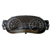 Щиток приборов LOGAN фаза 2 (серая окантовка) Renault оригинал Б/У 248101432R; 248103496R