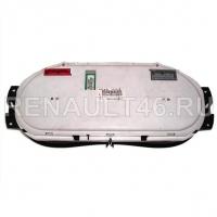 Щиток приборов SYMBOL 2004-2006 (без тахометра, серые шкалы) Renault оригинал Б/У 8200366639