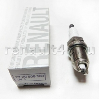 Свеча зажигания Renault оригинал 7700500168