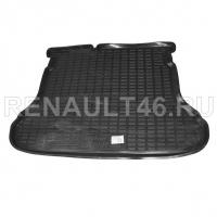 Коврик багажника LADA VESTA REZKON 5539045100 (полиуретан) аналог 99999218073282