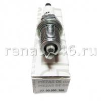 Свеча зажигания дв. 1,6 16V Renault оригинал 7700500155