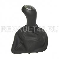 Чехол КПП с ручкой KANGOO II Renault оригинал Б/У 969352374R