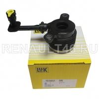 Подшипник выжимной Luk 510009710 (короткий штуцер) MEGANE II аналог 306200650R