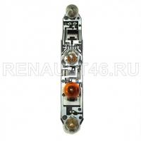 Плата заднего фонаря MEGANE II универсал Renault оригинал Б/У