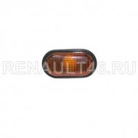 Повторитель поворота KANGOO/CLIO/MEGANE (желтый) LEX FR-2231 аналог 7700822136