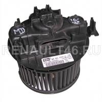 Вентилятор отопителя Megane II (авто с кондиционером) Renault оригинал Б/У 7701056965