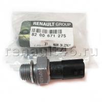 Датчик давления масла Renault оригинал 8200671275