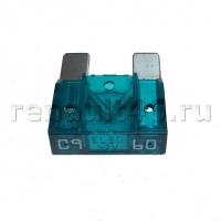 Предохранитель плоский Maxi 60 A (синий) BOSCH 1987529022 аналог