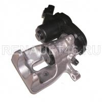 Суппорт тормозной задний MEGANE III/SCENIC III (элект.ручн.торм.) Левый Renault оригинал 440110675R