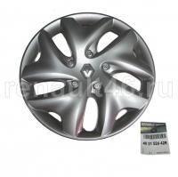 Колпак колеса полноразмерный R15 Renault Fluence 2013- оригинал 403152442R