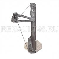 Стеклоподъемник механический SYMBOL задний Правый Renault оригинал Б/У 7700434304