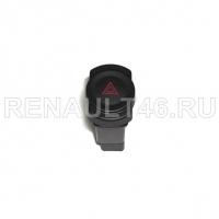 Кнопка аварийной сигнализации (фаза 2, Sandero) Renault оригинал 8200602232