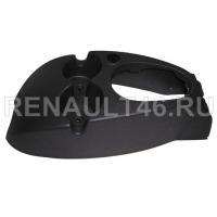 Накладка тоннеля пола (кулисы КПП) LOGAN фаза 1 Renault оригинал Б/У 8200290865