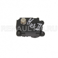 Моторчик заслонки отопителя (климат+) MEGANE II-III/SCENIC II-III Renault оригинал Б/У 7701207721