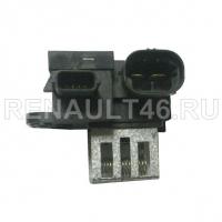 Резистор вентилятора системы охлаждения с кондиционером LOGAN II 2014-Renault оригинал 255509263R