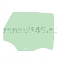 Стекло LOGAN двери задней Правой тонированное Renault оригинал Б/У 8200240552