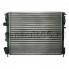Радиатор охлаждения для авто с кондиционером FINORD F-2384 аналог 7700428082