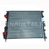 Радиатор охлаждения для авто без кондиционера (до 2008 г) Automotor France ARD2489 аналог 7700838134