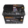 Аккумулятор L2 60AH/600А Renault оригинал 7711238597