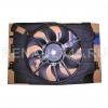 Вентилятор охлаждения с конд. LOGAN II/DUSTER II LUZAR LFK0979 аналог 214814130R; 214811897R