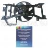 Вентилятор охлаждения без конд. (в сборе) LOGAN II 2014-/XRAY/DUSTER LUZAR LFK0978 аналог 214810048R