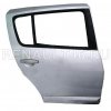 Дверь SANDERO задняя Правая Е-1 (под молдинг) Renault оригинал Б/У 8201056858, 821006948R