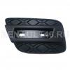 Накладка заднего бампера SANDERO STEPWAY 2014- Правая Renault 850761319R