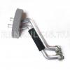 Патрубки радиатора отопителя салона металл (2шт) Renault оригинал 6001547485