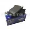 Колодки тормозные передние Hi-Q SP1564 (Largus 1.6 16V) аналог 8200432336; 410608481R