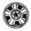 Диск штампованный 16″ 6.5J ET50 5X114.3 D66.1 DUSTER (СЕРЕБРО) Renault оригинал Б/У 403002241R 1 шт.