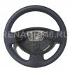 Рулевое колесо LOGAN ФАЗА 2/SANDERO/LARGUS (ПЕРЕТЯНУТО/РЕМОНТ) Renault оригинал Б/У 8200891547; 484008023R