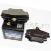 Колодки тормозные передние FRIXA FPE-100 аналог 7711130071