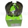 Колодки тормозные задние (малые 180x40) Valeo 562647 аналог 7701205758