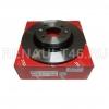 Диски тормозные передние TRW DF4381 (259x12) аналог 6001547683; 7701208252