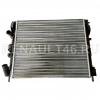 Радиатор охлаждения для авто с кондиционером (до 2008 года) WONDERFUL 903244 аналог 7700428082