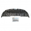 Защита переднего бампера FLUENCE (пластик) SAT STRNF1025A0 аналог 622350006R