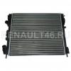 Радиатор охлаждения для авто с кондиционером (до 2008 года) STELLOX 10-25356-SX аналог 7700428082