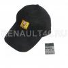 Кепка RENAULT вариант 1 (Черная) Renault оригинал 7711546599
