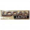 """Эмблема """"Logan 1,6"""" задняя Renault оригинал 6001548303"""